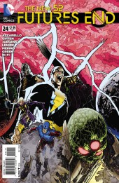 New 52 (The): Futures End (2014) -24- Issue 24