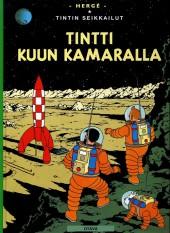 Tintin (en langues étrangères) -17Finnois- Tinti kuun kamaralla