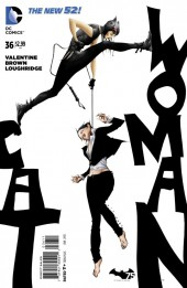 Catwoman (2011) -36- Keeper of the Castle