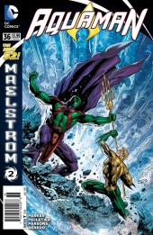 Aquaman (2011) -36- Maelstrom, Part 2: Possessed