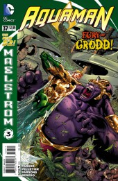 Aquaman (2011) -37- Maelstrom, Part 3: The Cunning of Queens