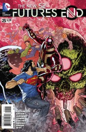 New 52 (The): Futures End (2014) -25- Issue 25