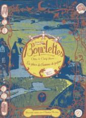 Bouclettes -1- Opus 1, mince ouvrage - Otto & Cary dans : La place de l'homme de papier