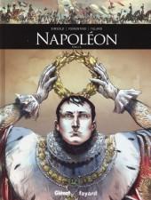 Ils ont fait l'Histoire -9- Napoléon - Tome 2/3
