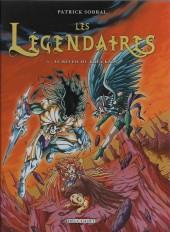 Les légendaires -4a2011- Le réveil du kréa-kaos