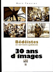 (AUT) Tessier -1- Bédéistes en territoire québécois : 30 ans d'images