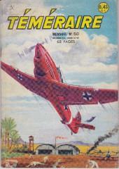 Téméraire (1re série) -50- Le dernier vol