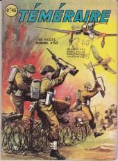 Téméraire (1re série) -83- Patrouille des sables