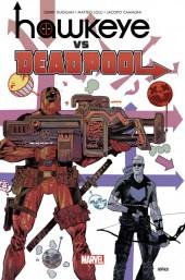 Hawkeye vs. Deadpool - Balles masquées