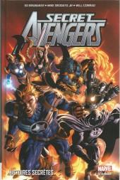 Secret Avengers (Marvel Deluxe) -1- Histoires secrètes