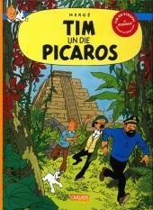 Tintin (en langues régionales) -23Hessois- Tim und die Picaros