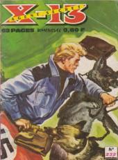 X-13 agent secret -232- Le délateur