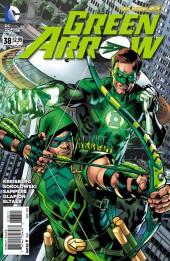 Green Arrow (2011) -38- Kingdom, Chapter Four: Public Enemy