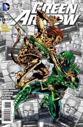 Green Arrow (2011) -39- Kingdom, Chapter Five