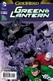 Green Lantern Vol.5 (DC Comics - 2011) -37- Godhead, Act III, Part I: Wall