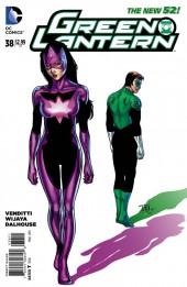 Green Lantern Vol.5 (DC Comics - 2011) -38- Leave