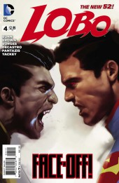 Lobo (2014) -4- ... And Then Superman