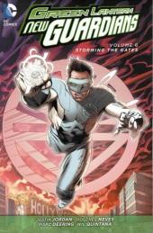 Green Lantern: New Guardians (DC Comics - 2011) -INT06- Storming the gates