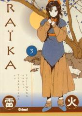 Raïka -3- Tome 3