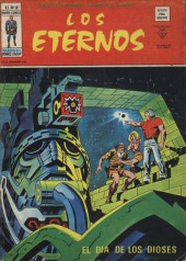 Selecciones Marvel (Vol.1) -12- Los Eternos: El día de los dioses