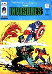 Selecciones Marvel (Vol.1) -17- Los Invasores: ¡La batalla de Berlín!