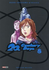 20th Century Boys - Deluxe -8- Tome 8
