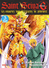 Saint Seiya Episode G (Album Double) -3- Volume 3