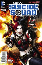 New Suicide Squad (2014) -4- Pure Insanity
