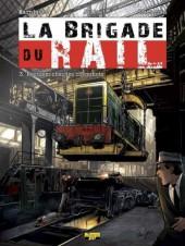 La brigade du rail -3- Requiem chez les cheminots