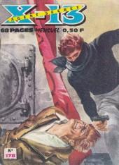 X-13 agent secret -178- informations secrétes