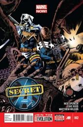Secret Avengers (2013) -2- Mission 002: Bagalia
