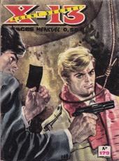 X-13 agent secret -179- une main à l'enemi