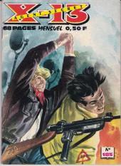 X-13 agent secret -185- fleuve en tumulte