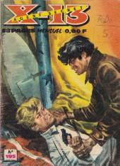 X-13 agent secret -195- chasse à l'homme