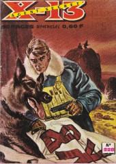 X-13 agent secret -228- la montagne en alerte