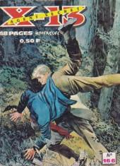 X-13 agent secret -166- un agent dangereux