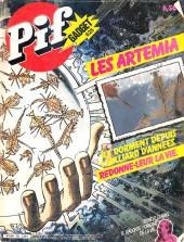 Pif (Gadget) -625- Les Artémia