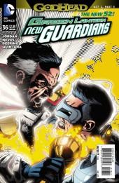 Green Lantern: New Guardians (DC Comics - 2011) -36- Godhead, Act II, Part III: Best Laid Plans