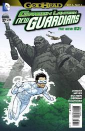 Green Lantern: New Guardians (DC Comics - 2011) -37- Godhead, Act III, Part III: Storming the Gates