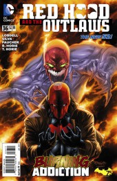 Red Hood and the Outlaws (2011) -36- Venomous