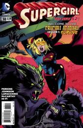 Supergirl (2011) -38- Crucible, Part 3