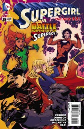 Supergirl (2011) -39- Crucible, Part 4