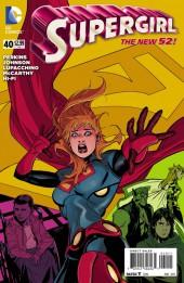 Supergirl (2011) -40- Crucible, Conclusion