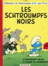 Les schtroumpfs -1b80- Les schtroumpfs noirs