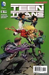Teen Titans (2014) -5- Human Ressources, Part 1