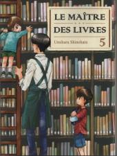 Le maître des livres (Toshokan no Aruji)  -5- Tome 5