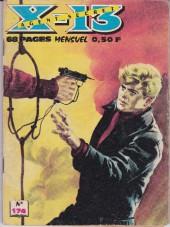 X-13 agent secret -174- Le dernier zeppelin