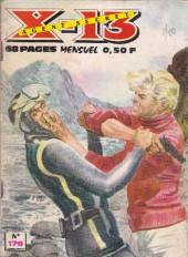 X-13 agent secret -176- le diable de l'atlantique