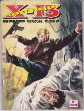 X-13 agent secret -182- La dernière représentation