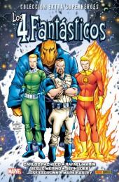 Colección Extra Superhéroes - Los 4 Fantásticos
